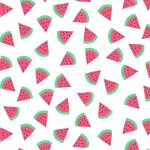 Dear Stella Lifes a beach Watermelon White ST-954WHT